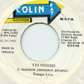 Tumpa Lion - Yes Indeed (Colin Fat)
