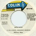 Military Man - Boss Man (Colin Fat)