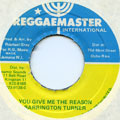 Barrington Turner - You Give Me The Reason