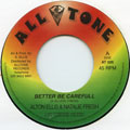 Alton Ellis, Natalie Fresh - Better Be Carefull
