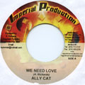 Alley Cat - We Need Love (Imperial Production)