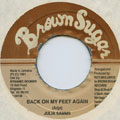 Julia Samms - Back On My Feet Again