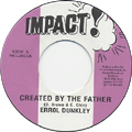 Errol Dunkley - Created By The Father (Coloured Vinyl)
