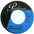 Peter Hunnigale - Good Old Love