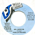 Phillip Fraser - Mr. Officer