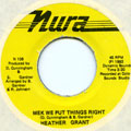 Heather Grant - Mek We Put Things Right