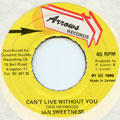 Ian Sweetness - Can't Live Without You (Arrows)