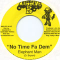 Elephant Man - No Time Fa Dem