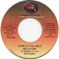 Gyptian - Love Is The Only Solution