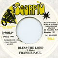 Frankie Paul - Bless The Lord (Black Scorpio)