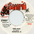General B - Own Man (Black Scorpio)