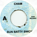Baby Cham - Bun Batty Bwoy