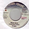 Ginjah - Music Alone (Valentine Fraser)