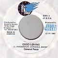 General Pecos - Good Loving (Studio 2000)