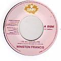 Winston Francis - I'm An Israelite (SMR UK)