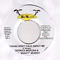 Derrick Morgan, Eric Monty Morris - Please Don't Talk About Me