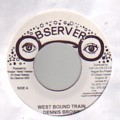 Dennis Brown - Westbound Train