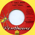 Tony Rebel - It Can't Work