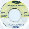 Max Romeo - Valley Of Johasophat (Johasophat The Lost Valley)