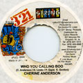 Cherine Anderson - Who You Calling Boo