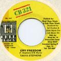 Tanya Stephens - Cry Freedom (CB 321)