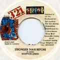 Hopeton Lindo - Stronger Than Before (321 Strong)