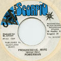 Powerman - Progressive Wife (Black Scorpio)