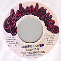 Lady G, Techniques - Samfi Lover