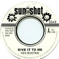 Ken Boothe - Give It To Me
