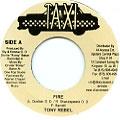 Tony Rebel - Fire (Taxi)