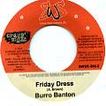 Burro Banton - Friday Dress (SWS Sound EU)