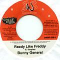 Bunny General - Ready Like Freddy (SWS Sound EU)