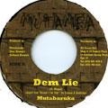 Mutabaruka - Dem Lie (Mutabaruka)