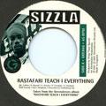 Sizzla - Rastafari Teach I Everything (Greensleeves UK)