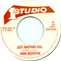 Ken Boothe - Just Another Girl