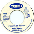 Prince Michael (Mike Brooks) - Feeling Of Reggae