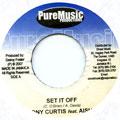 Tony Curtis, Aisha - Set It Off (Pure Music)
