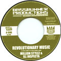 Million Stylez, Ill Inspecta - Revolutionary Music