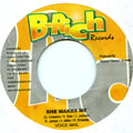 Voice Mail - She Makes Me (B Rich)
