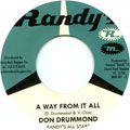 Don Drummond - A Way From It All