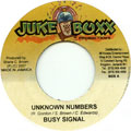 Busy Signal - Unknown Numbers