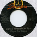 Papa San - Dance Inna Mount Zion (Label Damage)