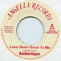 Ambilique - Love Been Good To Me
