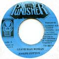 Joseph Cotton - Leave Man Woman (Punisher)