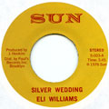 Eli Williams - Silver Wedding