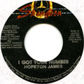 Hopeton James - I Got Your Number (Label Damage)