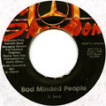Leroy Smart - Bad Minded People