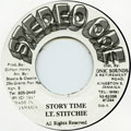 Lt. Stitchie - Story Time