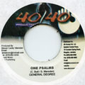 General Degree - One Psalms (40/40)