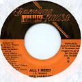 Beres Hammond - All I Need (Harmony House)